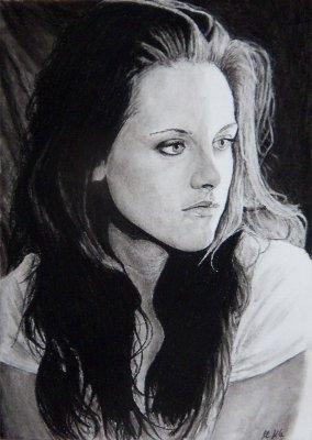 Kristen Stewart por AlexMik